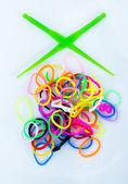 Loop Needles And Loops — Stock Photo
