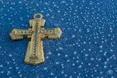 Gold Ice Cross — Photo