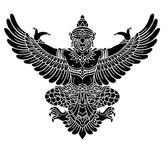 Garuda vector — Stock Vector