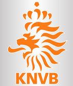 Dutch  football club logo — Stock Vector