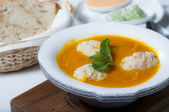 Cream of Vegetable Soup — Stock Photo