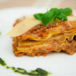 italian lasagna dish — Stock Photo #29420661