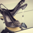 Fashion woman's shoes — Stock Photo