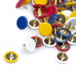 Thumbtacks — Stock Photo #26857369