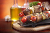 Skewers — Stock Photo
