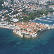 Stock Photo: Budva, tourist destination in Montenegro