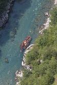 Rafting — Foto Stock
