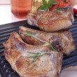 Pork chops — Stock Photo #28486451