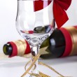 Stock Photo: Festively decorated wine