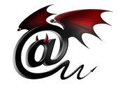 Email icon — Stock Photo
