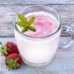 Yoghurt — Stock Photo #47478301