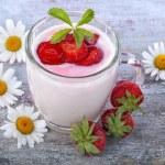 Yoghurt — Stock Photo #47478567