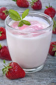 Yoghurt — ストック写真