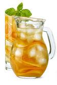 Iced drinkar — Stockfoto