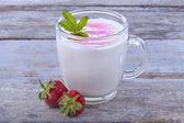 Yogurt — Stock Photo