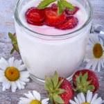 Yoghurt — Stock Photo #48308665