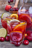 Iced drinks — Stock Photo