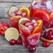 Iced drink — Stock Photo #48977813