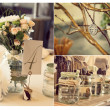 Stock Photo: Wedding decoration