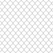 Wired fence pattern — Stock Vector