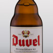 Stock Photo: Duvel BelgiGolden Ale