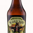Stock Photo: Bottle of Scarecrow Organic Pale Ale