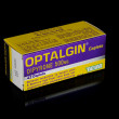 Stock Photo: Optalgin caplets box