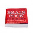 Stock Photo: Charles Phillips Brain Book