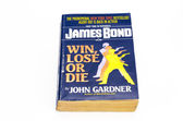 Win, lose or die by John Gardner — Stock Photo
