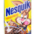 Stock Photo: Nestle Nesquik 500g