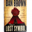 The Lost Symbol by Dan Brown — Stock Photo