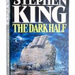Used paperback The Dark Half — Stock Photo