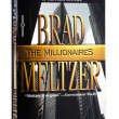 Used paperback The Millionaires by Brad Meltzer — Stock Photo