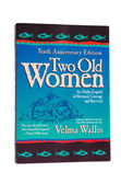Two Old Women by Velma Wallis — Stock Photo