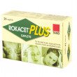 Stock Photo: Rokaset Plus 24 caplets box on white