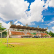Football stadium  — Stock Photo