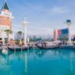 The Venezia Hua Hin, a shopping venue in Venice style — Stock Photo #37394041