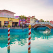 The Venezia Hua Hin, a shopping venue in Venice style — Stock Photo