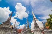 Wat phra mahathat woramahawihan nakorsrithammarat таиланд — Стоковое фото
