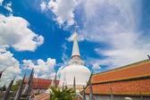 Wat phra mahathat woramahawihan nakorsrithammarat Tailandia — Foto de Stock