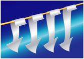 Arrows, illlustration — Stock Vector