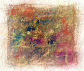 Painted abstract color background, crumpled pape — Foto Stock