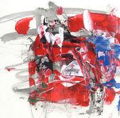 Abstrakt konstnärliga bakgrund — Stockfoto