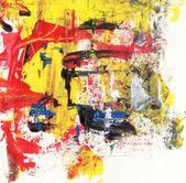 Abstrato artistico — Foto Stock