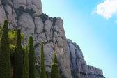 Berg i spanien — Stockfoto