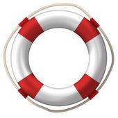 Lifebelt lifebuoy — 图库矢量图片
