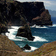 Madeira north coast — ストック写真