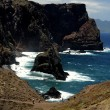 Madeira north coast — Stock Photo