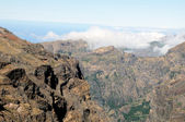 Madeira mountains — Foto Stock