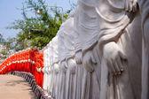 Estatuas de monje — Foto de Stock